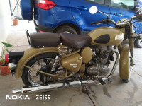 Royal Enfield Classic Desert Storm 2014 Model