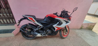 Racing Red Bajaj Pulsar RS 200 ABS