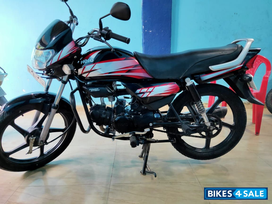 Hero Hf Deluxe I3s Picture 2 Bike Id 247852 Bike Located In Navi Mumbai Bikes4sale