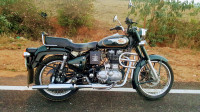 Forest Green Royal Enfield Bullet Standard 500