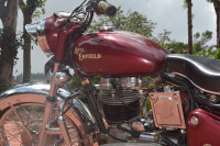 Royal Enfield Bullet Deluxe 350 1998 Model