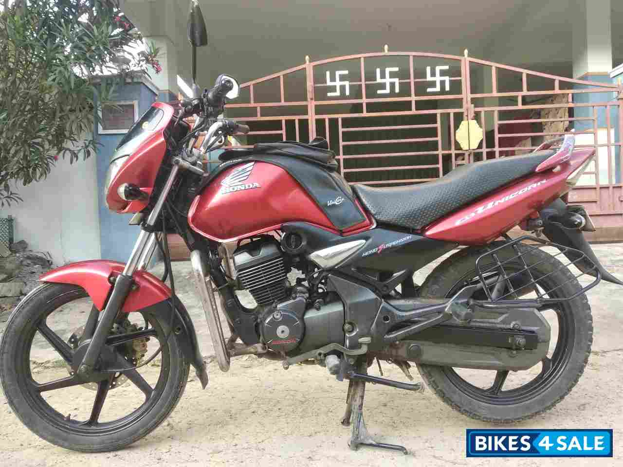 used 2010 model honda cb unicorn for sale in chennai id