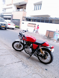 Royal Enfield Continental GT 535 2014 Model