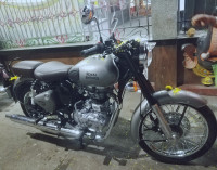 Royal Enfield Classic Gunmetal Grey 2017 Model