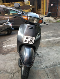 Dark Grey Honda Activa