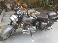 Royal Enfield Classic Gunmetal Grey 2019 Model