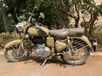 Royal Enfield Classic Desert Storm 2013 Model