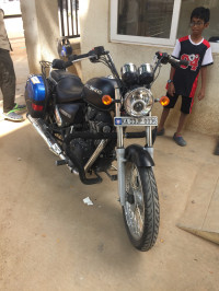 Royal Enfield Thunderbird TwinSpark 350 2017 Model