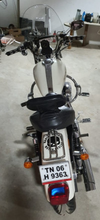 Harley Davidson Superlow 2012 Model