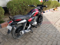 Red And Black Bajaj V15
