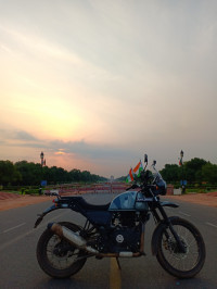 Royal Enfield Himalayan Sleet 2019 Model