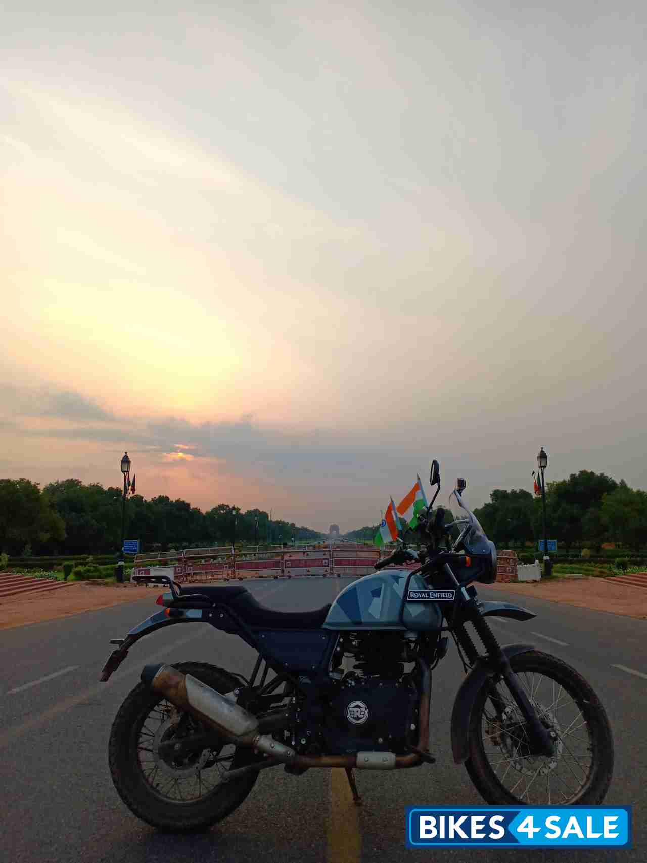 Sleet Royal Enfield Himalayan Sleet
