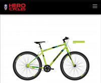 Bicycle Hero 2020 Model