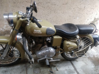 Royal Enfield Classic Desert Storm 2017 Model