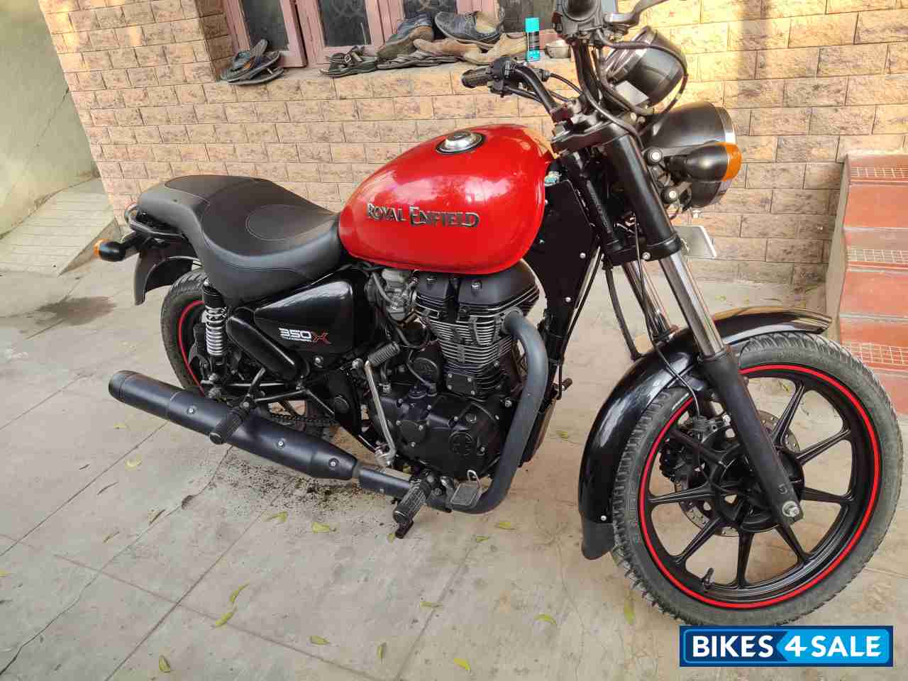 Royal Enfield Thunderbird X 350