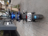 Blue Bajaj Pulsar AS 200