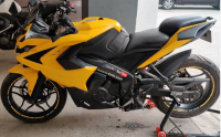 Bajaj Pulsar RS 200 ABS 2015 Model