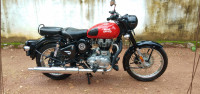 Royal Enfield Classic 350 Redditch Red 2020 Model
