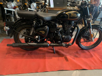 Royal Enfield Classic 500 Tribute Black 2020 Model