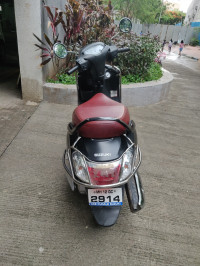 Matt Black Suzuki Access 125 Special Edition