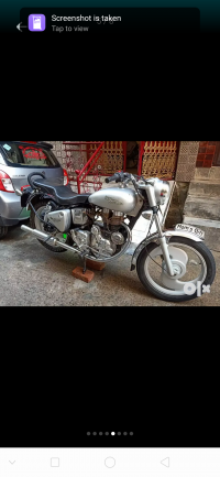 Royal Enfield Bullet Standard 350 2007 Model