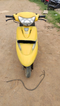 TVS Scooty Pep 2018 Model
