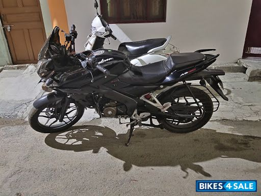 Black Bajaj Pulsar AS 150