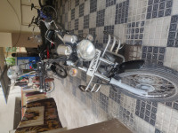 Black Royal Enfield Thunderbird TwinSpark 350