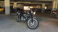 Chrome Royal Enfield Continental GT 650 Twin