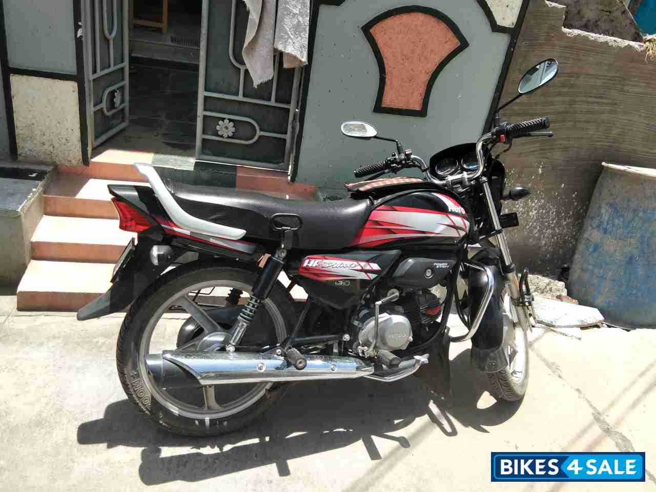Used 2018 Model Hero Hf Deluxe I3s For Sale In Prakasam Id 274324 Bikes4sale