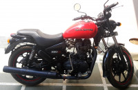 Red Royal Enfield Thunderbird X 350