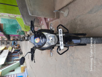 Black Honda CB Unicorn 160