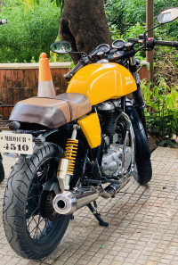 Royal Enfield Continental GT 2015 Model