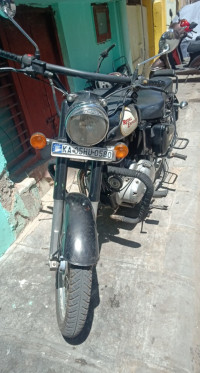 Royal Enfield Classic 500 Tribute Black 2012 Model