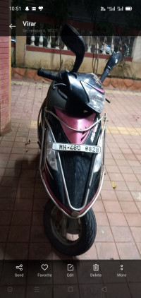 TVS Scooty Streak 2012 Model
