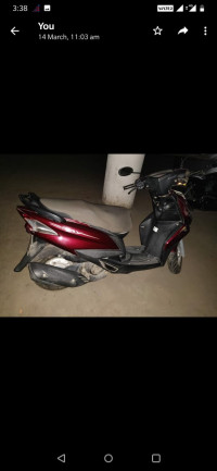 Yamaha Ray 2012 Model