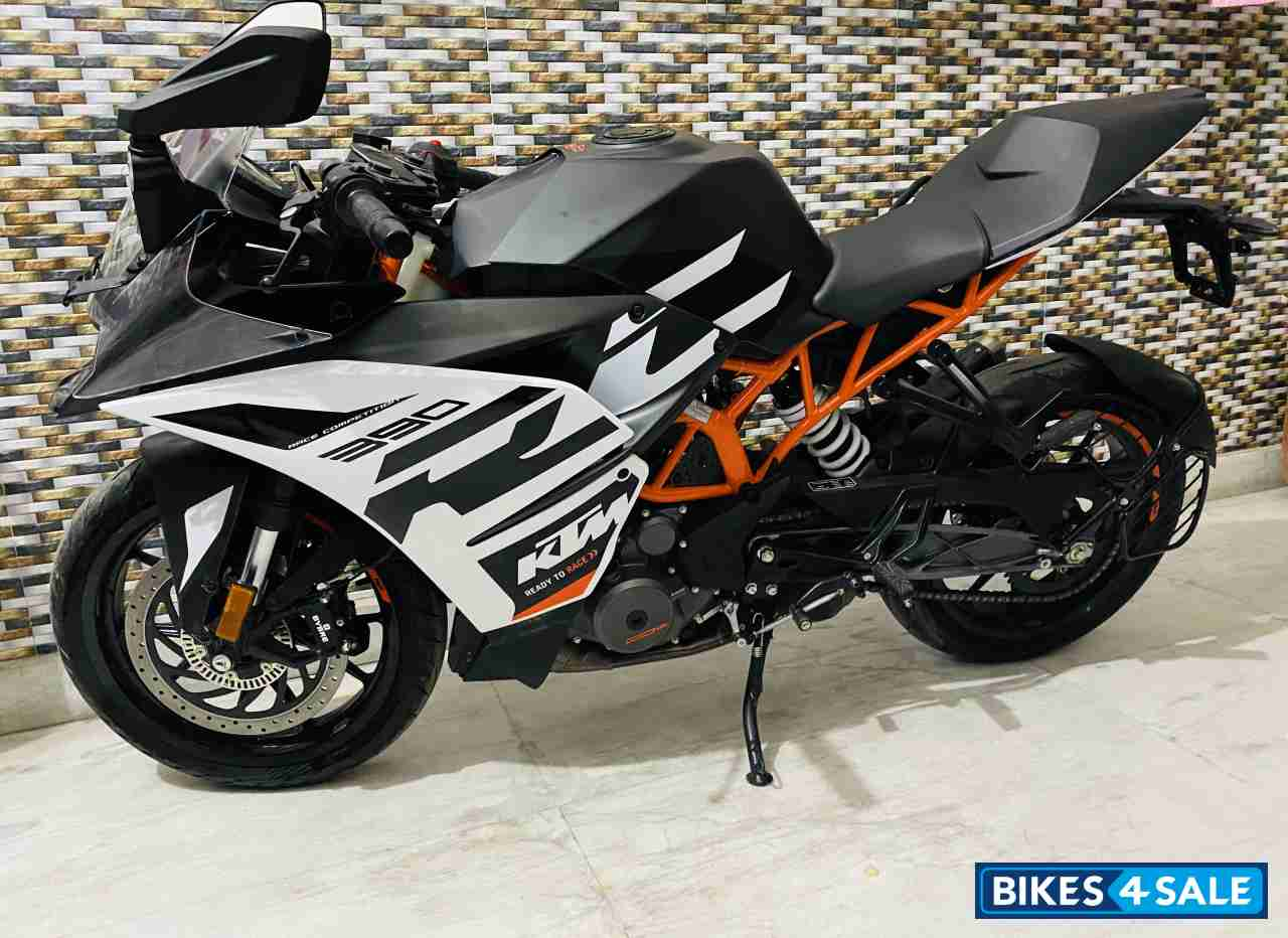 Used 2020 Model Ktm Rc 390 2020 For Sale In Panipat Id 288981 Bikes4sale