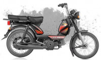 TVS XL 100 Heavy Duty 2020 Model