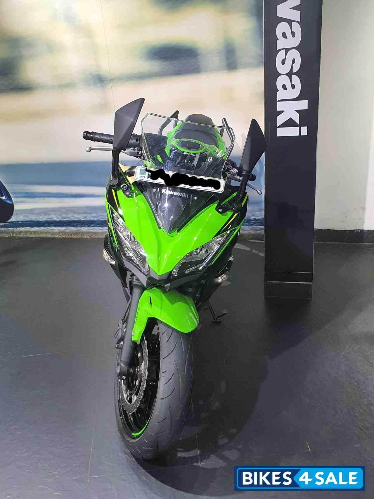Used 2019 Model Kawasaki Ninja 650r For Sale In Kolkata Id 295551 Bikes4sale