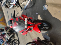 Red Bajaj Pulsar RS 200