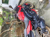 Red Bajaj Dominar 400 ABS BS6