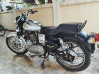 Chrome Royal Enfield Bullet Machismo A350