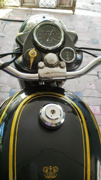 Royal Enfield Bullet Standard 350 1971 Model