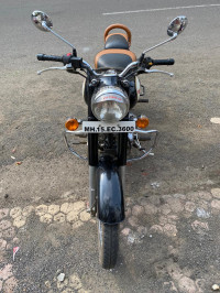 Royal Enfield Classic 500 Tribute Black 2013 Model