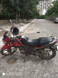 TVS Flame 125 2008 Model