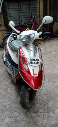 TVS Scooty Pep Plus 2012 Model
