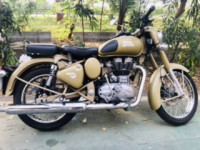 Royal Enfield Classic Desert Storm 2019 Model