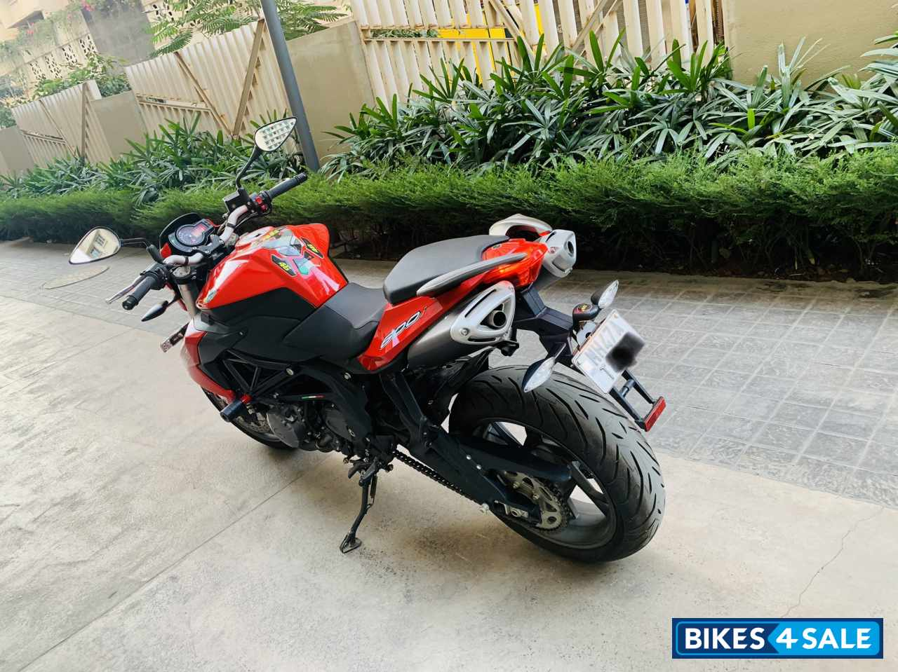 Used 2019 model Benelli TNT 600 i for sale in Hyderabad