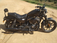 Harley Davidson Iron 883 2016 Model