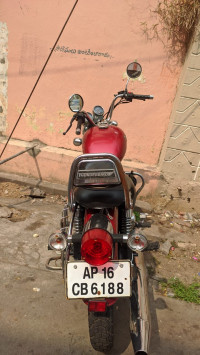 Royal Enfield Thunderbird 350 2012 Model